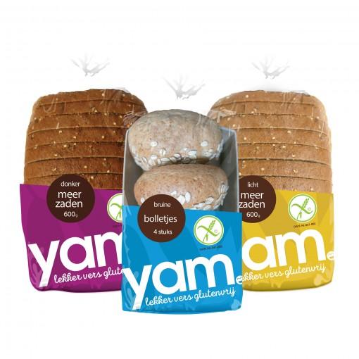 Yam Broodpakket