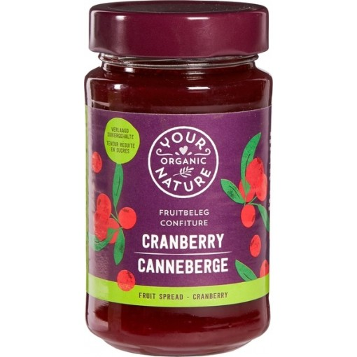 Your Organic Nature Cranberry Fruitbeleg