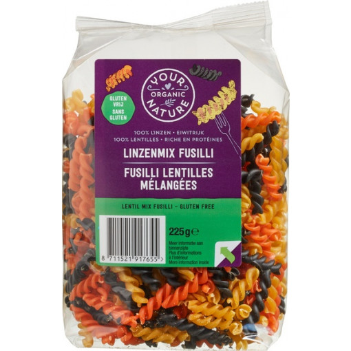Your Organic Nature Linzenmix Fusilli