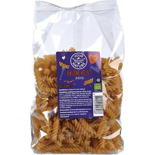Your Organic Nature Bruine Rijst Pasta