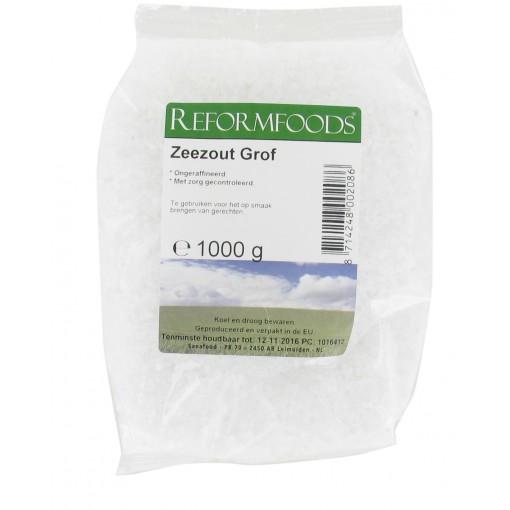 Reformfoods Zeezout Grof