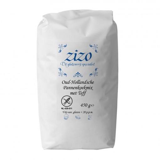 Zizo Oud-Hollandsche Pannenkoekmix Met Teff