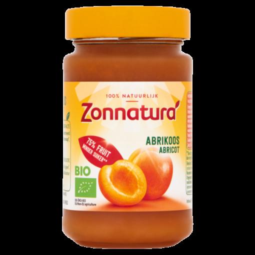 Zonnatura Fruitspread 75% Abrikozen