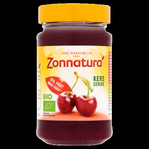 Zonnatura Fruitspread 75% Kers