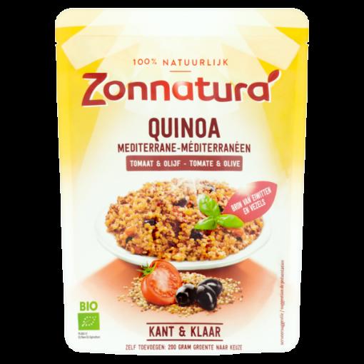 Zonnatura Quinoa Tomaat & Olijf