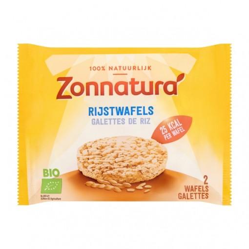 Zonnatura Rijswafels Duo-pack