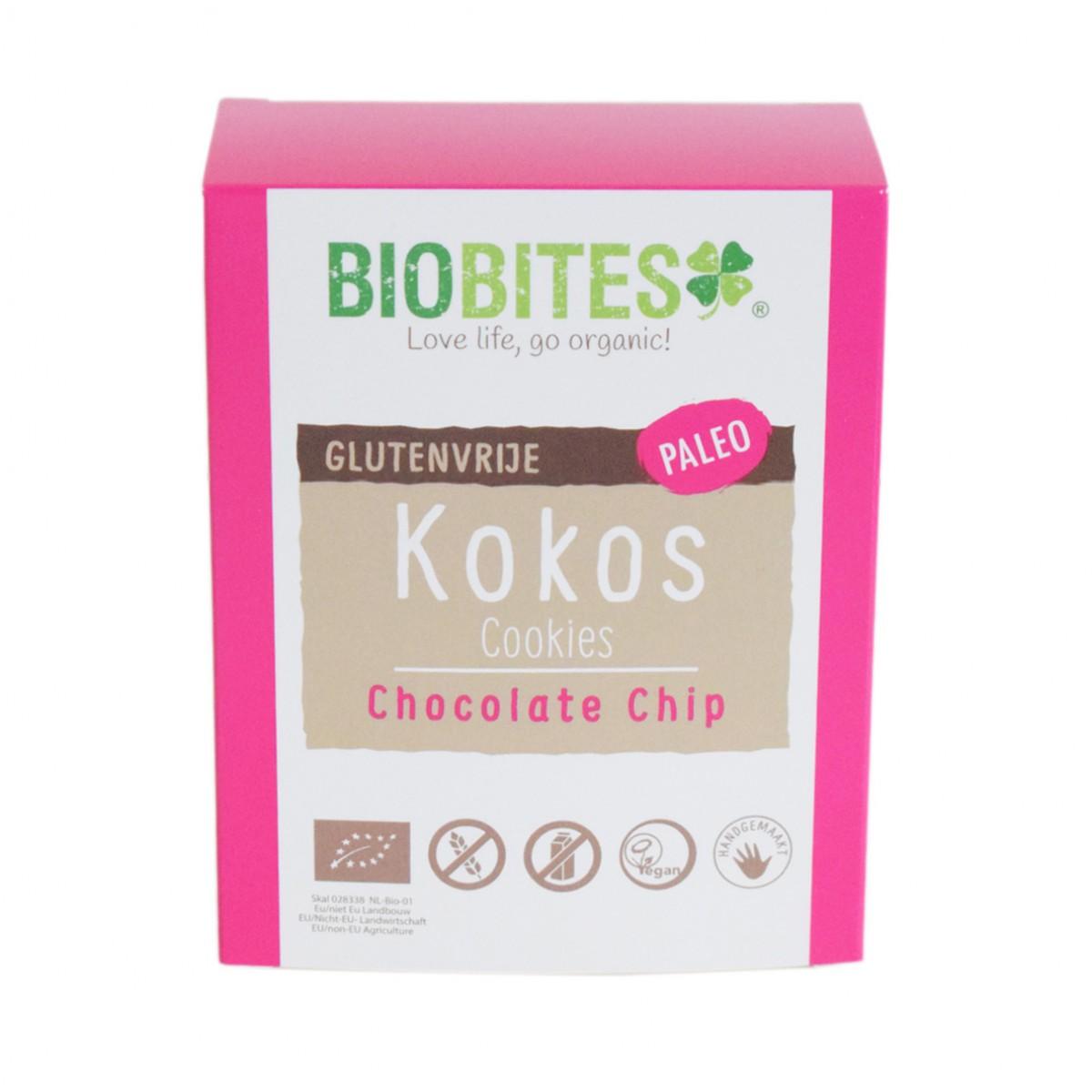 Kokoskoekjes Chocolate Chip