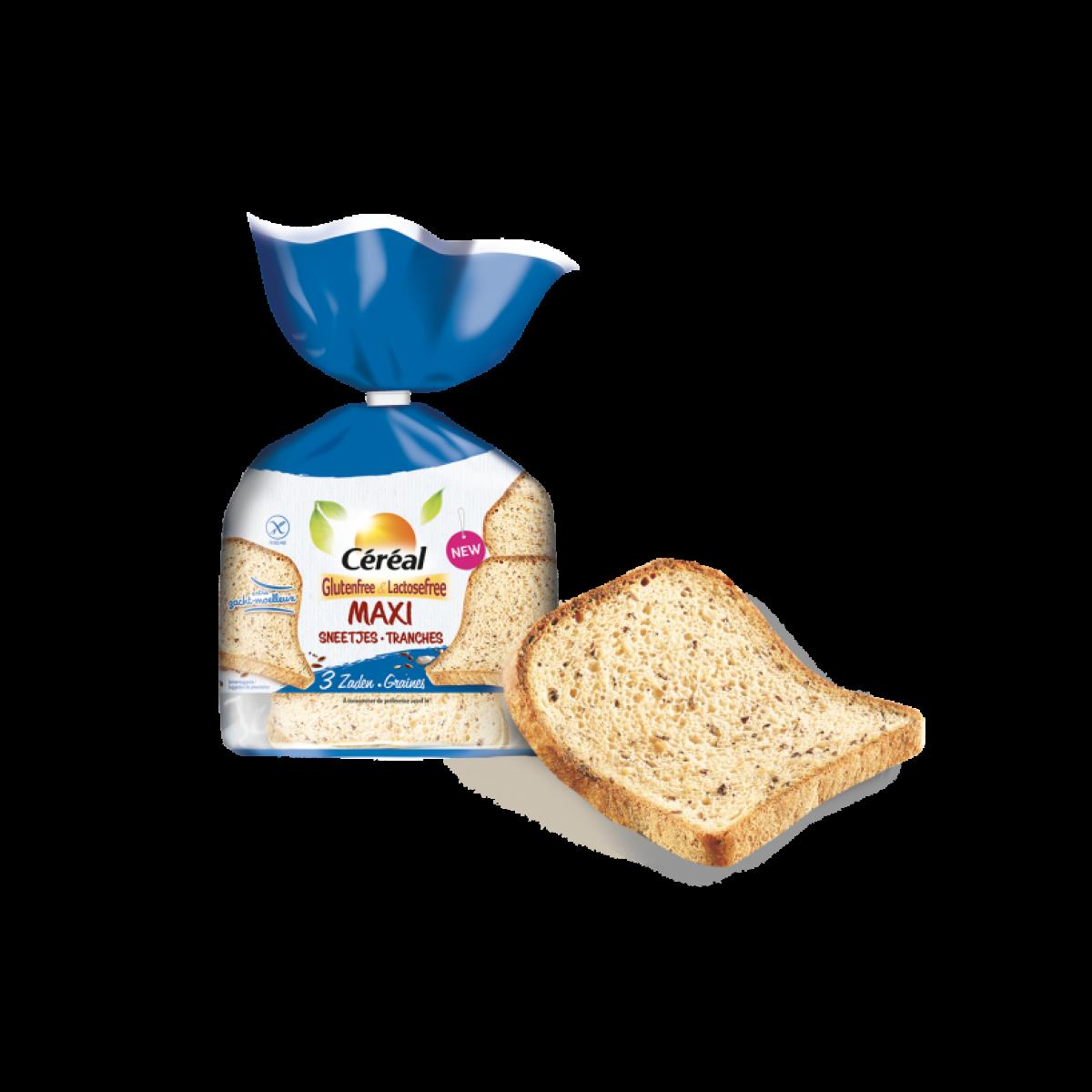 Maxi Brood Meergranen