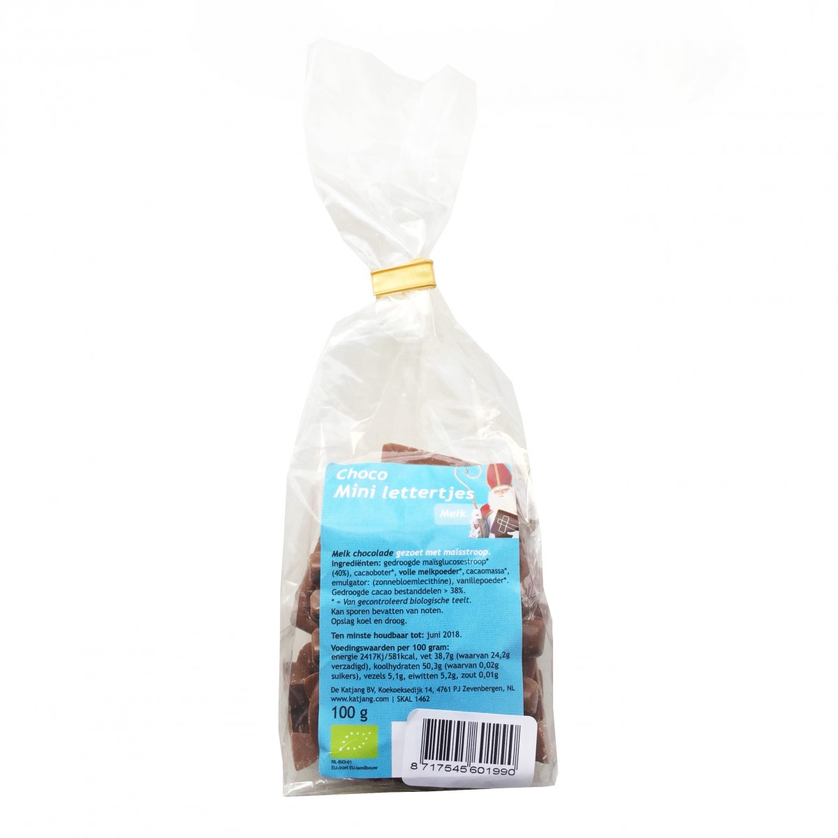 Choco Mini Lettertjes Melk