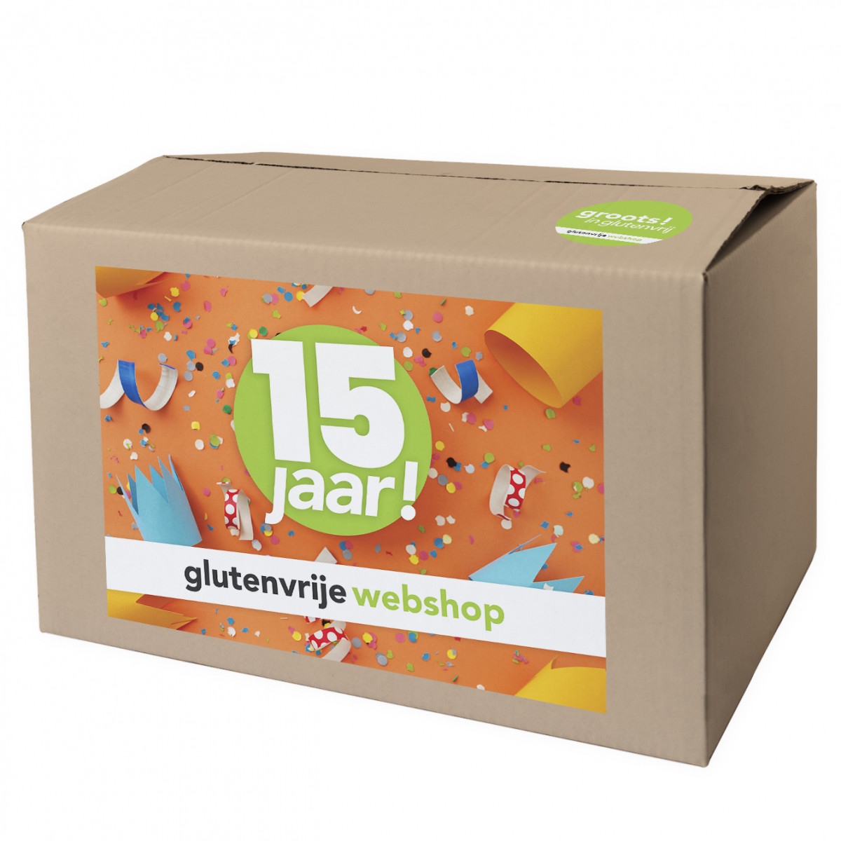 Jubileumbox 15 Jaar