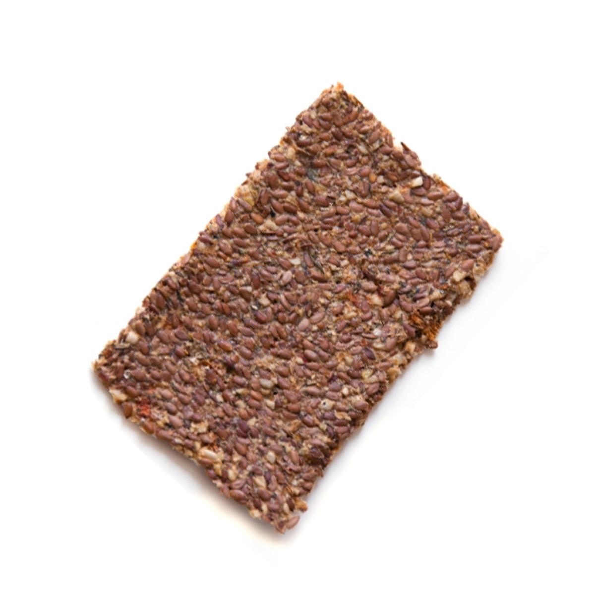 Lijnzaad Crackers Italian 30 gram