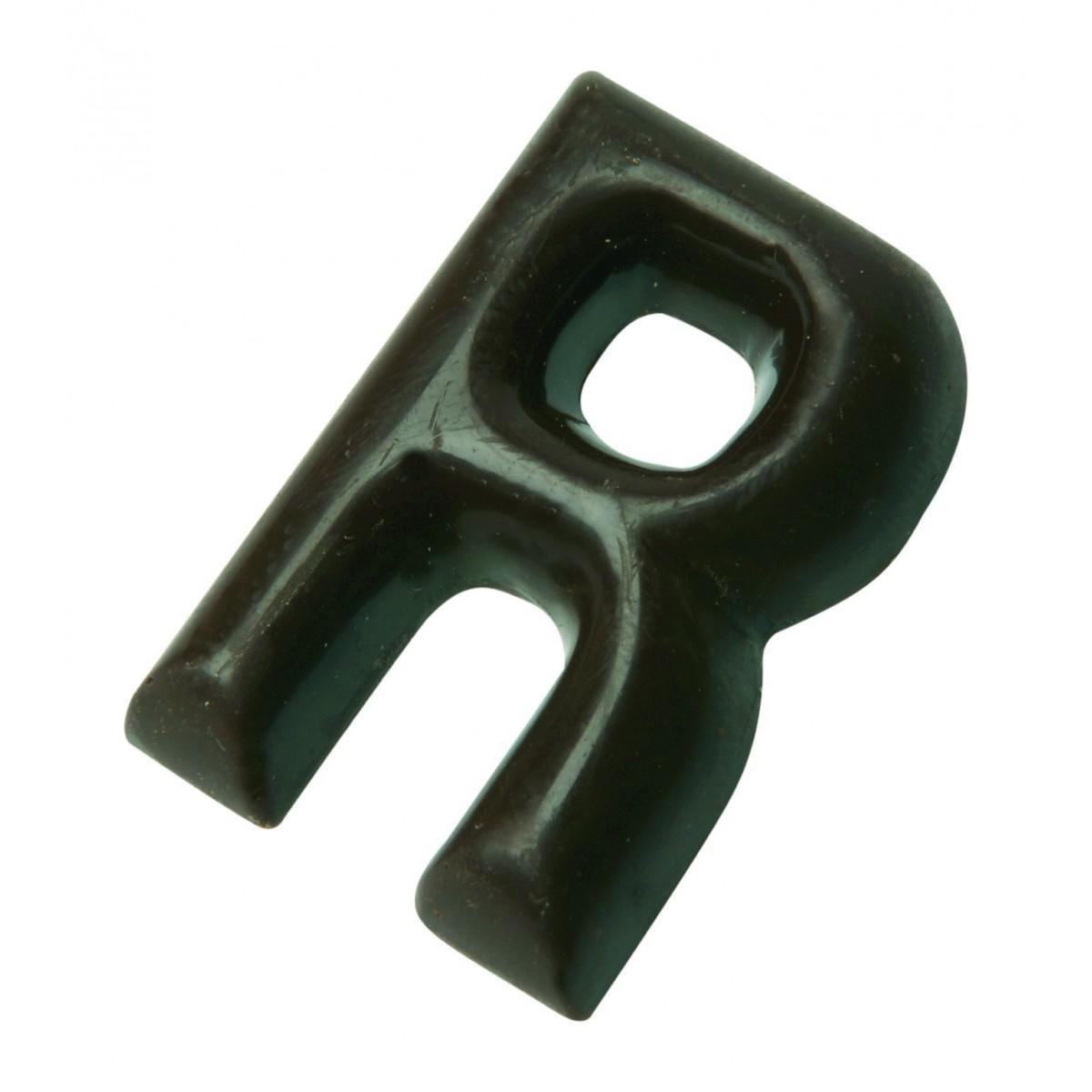 Choco Mini Lettertjes Puur