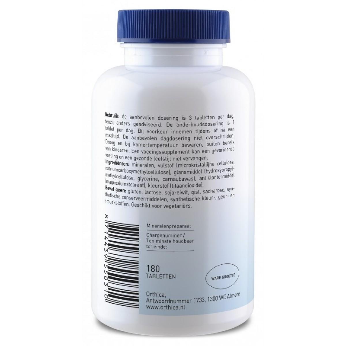 Cal-Mag-Zink (180 Tabletten)