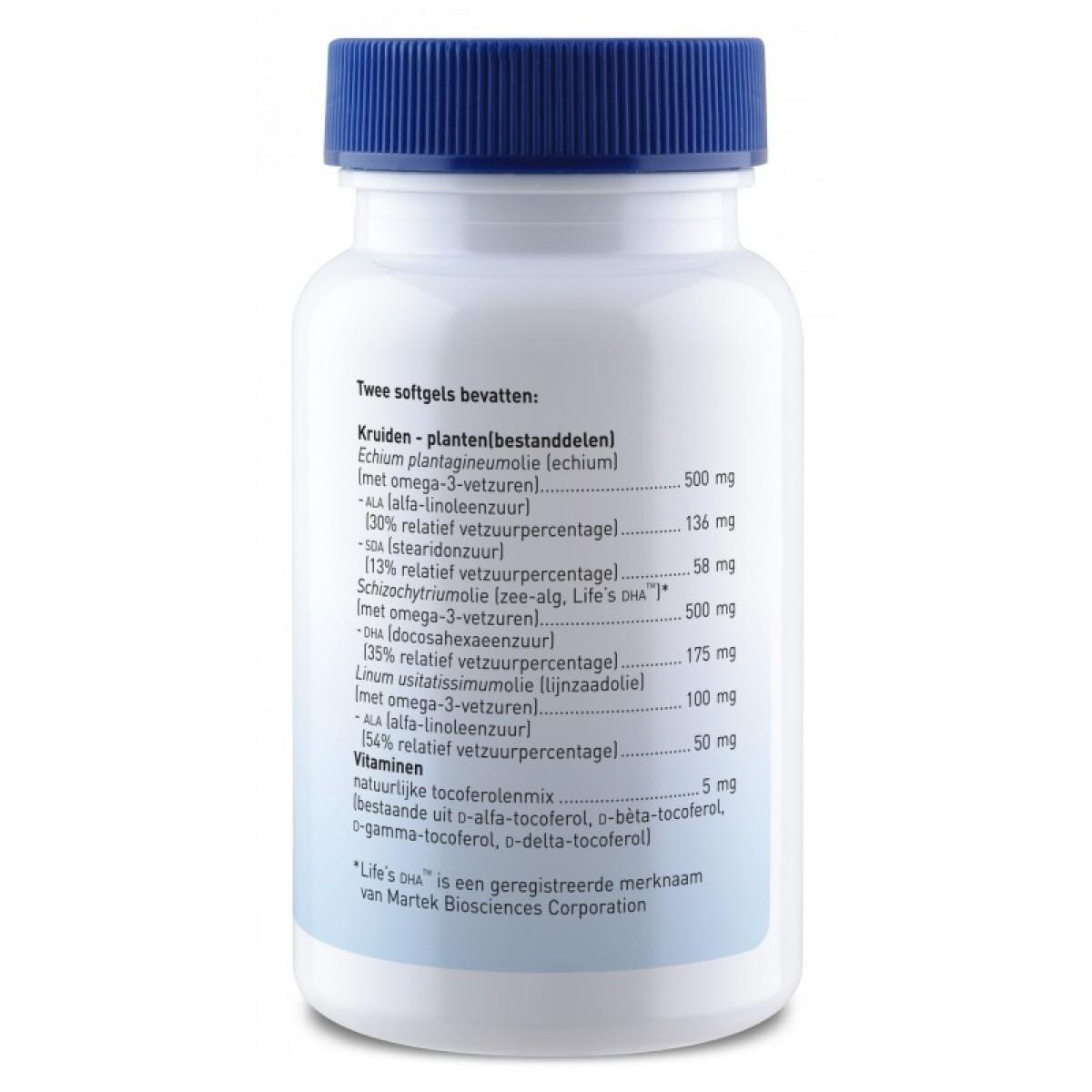 Vegetarian Omega-3
