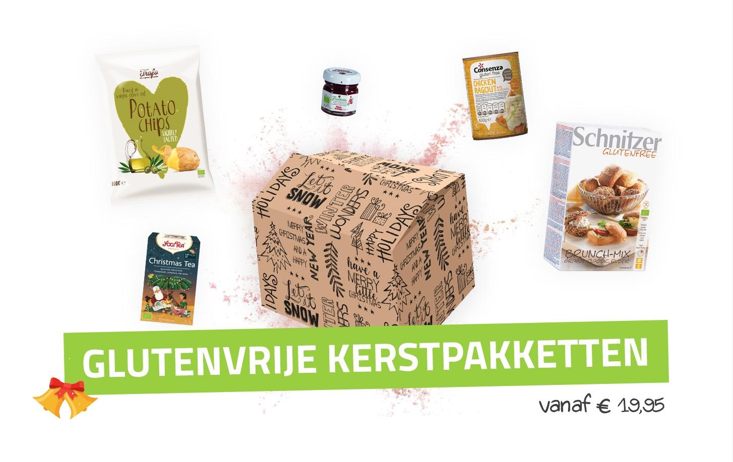 Glutenvrije Kerstpakketten