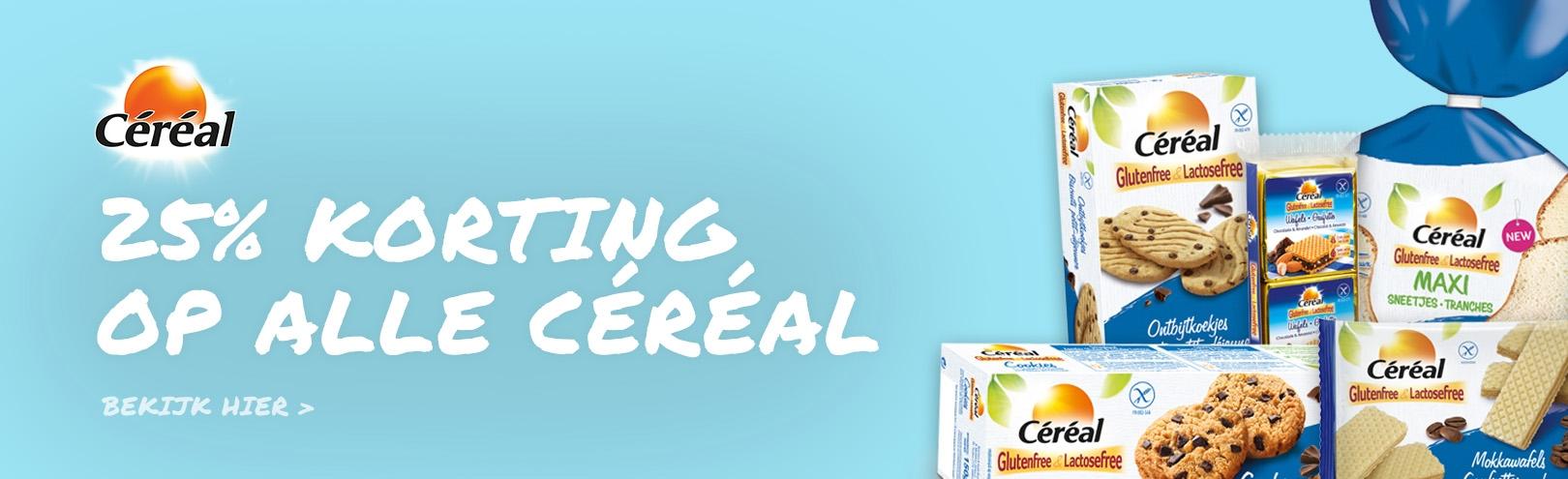 Glutenvrije Producten van Cereal