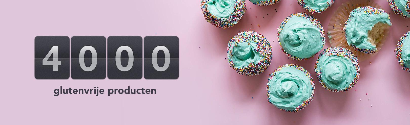4000 Glutenvrije Producten