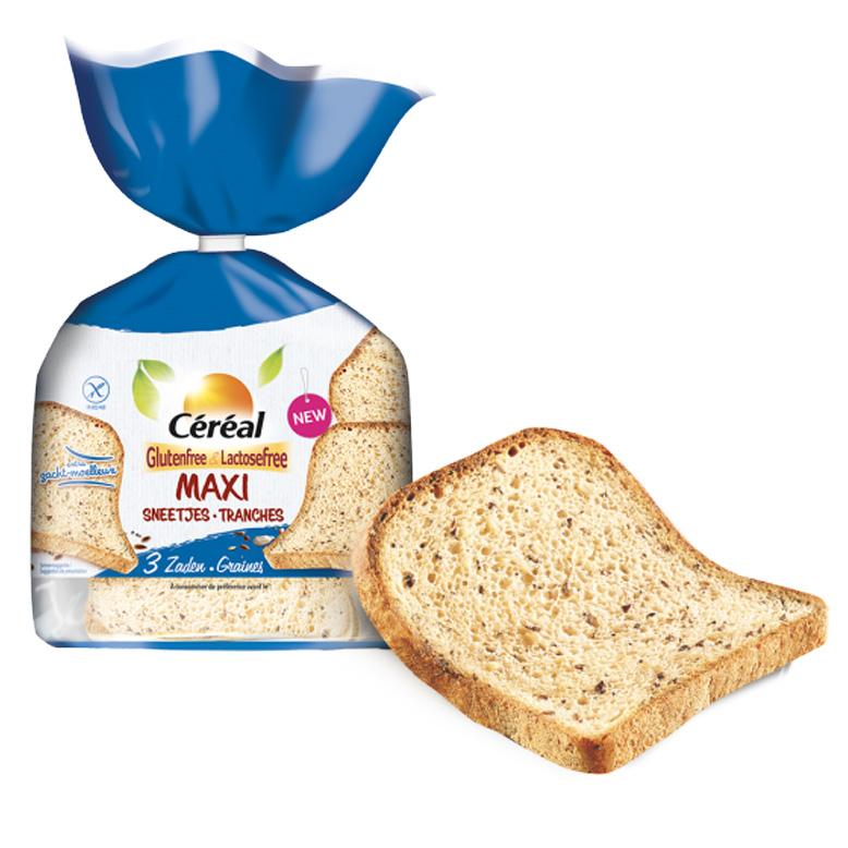 Céréal Maxi Brood Meergranen